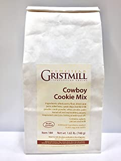product image for Homestead Gristmill — Non-GMO, Chemical-Free, All-Natural Cowboy Cookie Mix (2 Pack)