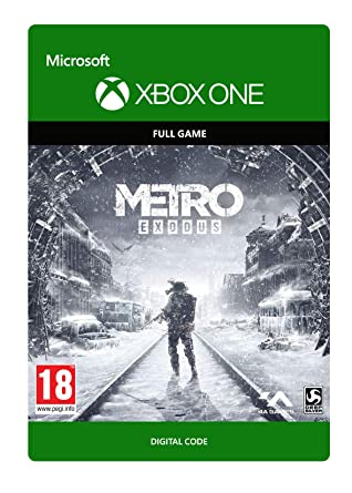 Metro Exodus | Xbox One - Download Code: Amazon co uk: PC & Video Games