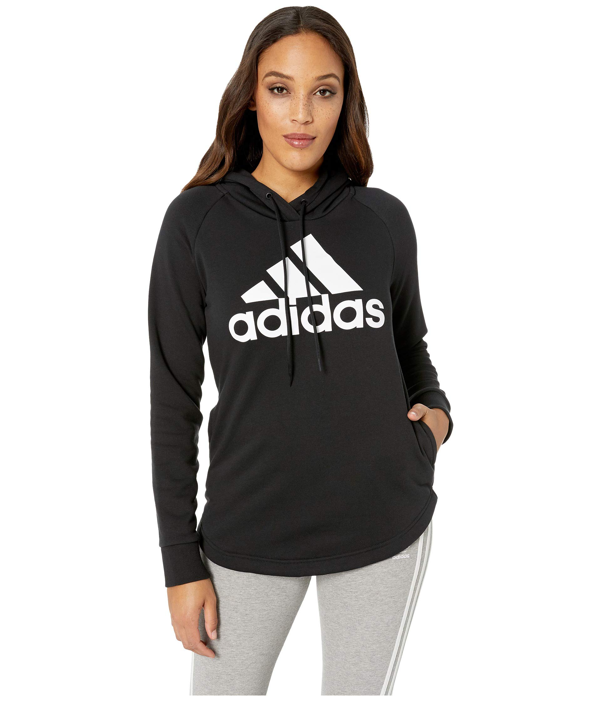 adidas Women's Must Have Hoodie Art 7 Small