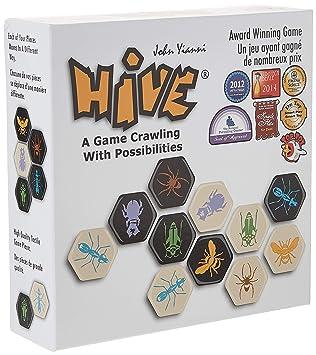 Hive 2Nd Edition by Gen Four Two Games: Amazon.es: Juguetes y juegos