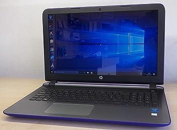 "HP Pavilion 15-ab272sa 2.5GHz i3-5157U 15.6"" 1366 x 768Pixeles Azul"