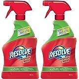 Resolve Spray 'n Wash Pre-Treat Laundry Stain Remover Trigger Spray - 22 Fl Oz / 650 mL x 2 Pack