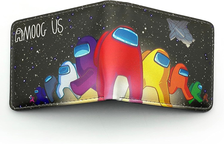 Imposter Game Bi-Fold Wallet For Kids - S1