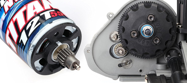 Traxxas 3790 Gear adapter Fixed Slash Bandit Rustler Stampede