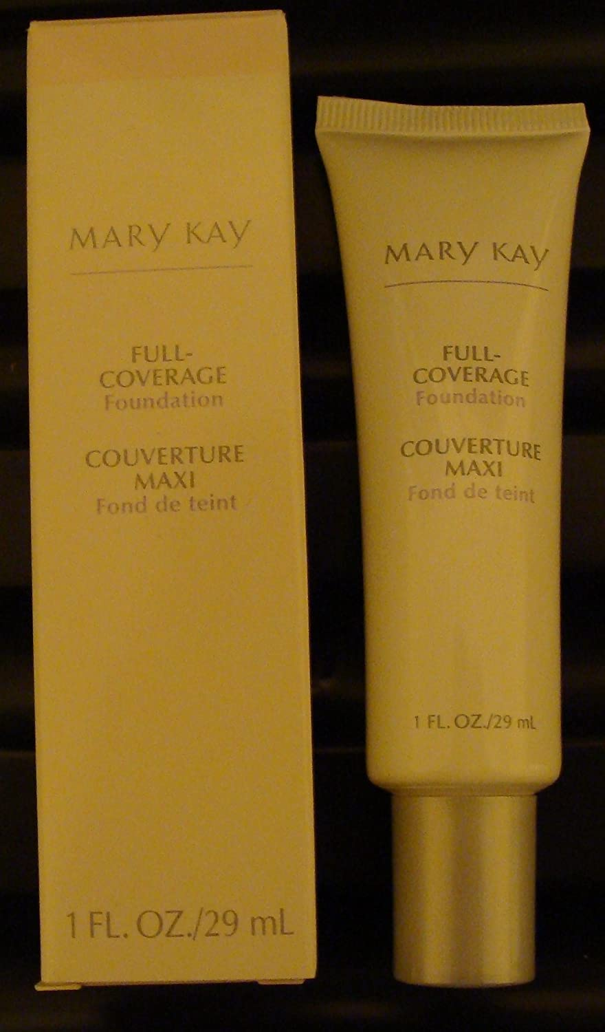 Mary Kay FULL-Coverage Foundation Makup (Beige 304)