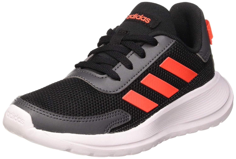 Adidas TENSAUR Run K, Zapatillas Running Unisex Infantil, Noir ...