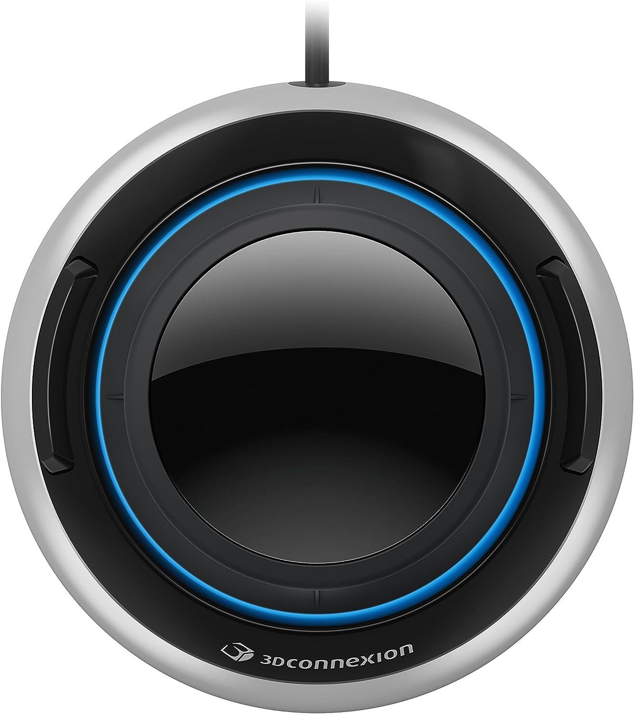 3Dconnexion SpaceMouse - Ratón Compact Serie Personal, Color Negro ...