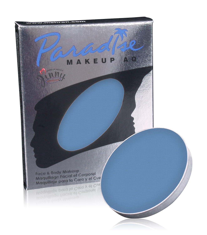 Mehron Makeup Paradise Makeup AQ Refill (.25 oz) (Sky) 58163