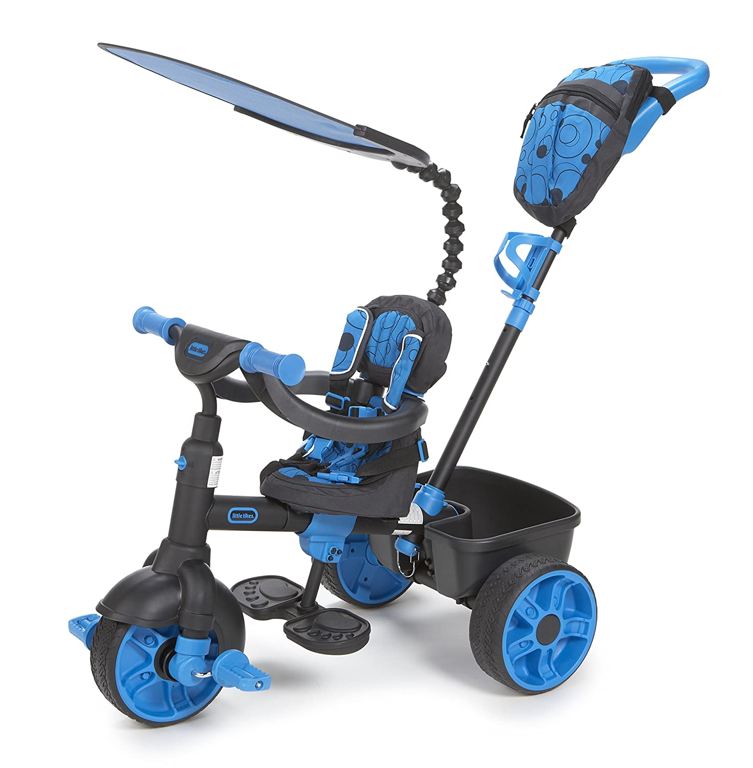 Best Tricycles For Toddlers Top Reviewed In 2018 Mmnt Fisher Price Harley Davidson Ride On Tough Trike If You Are Looking A Tricycle That Really Offers It All Take Close Look At The Little Tikes 4 1 Deluxe Edition Luxury Will Grow