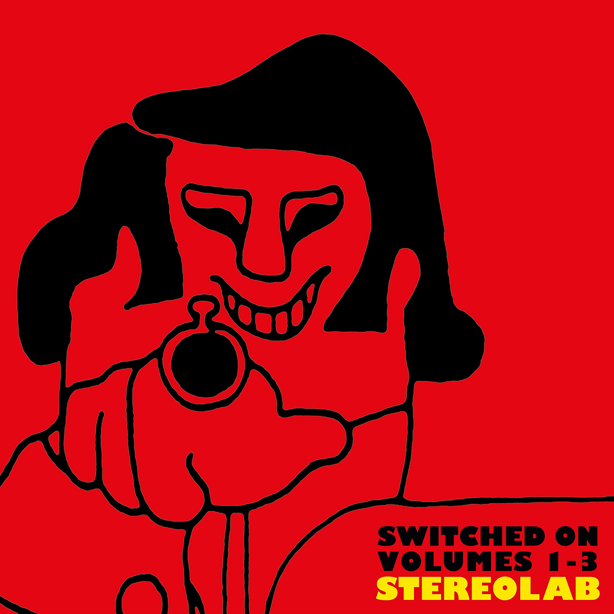 CD : Stereolab - Switched On 1-3 (CD)