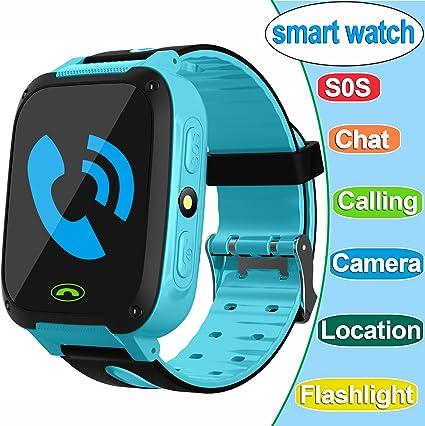 Amazon.com: [Tarjeta SIM incluida] Reloj inteligente para ...