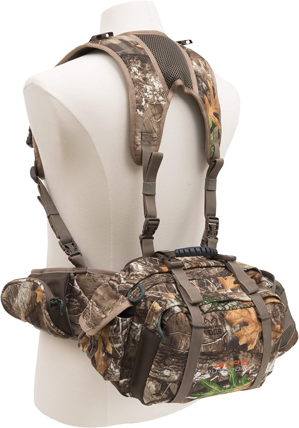 ALPS OutdoorZ Little Bear Hunting Fanny Pack, Realtree Edge: Amazon.es: Deportes y aire libre