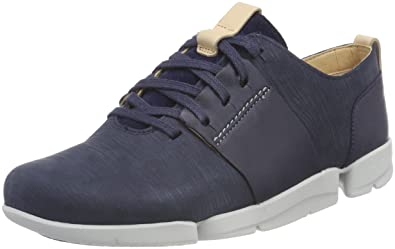 Stylische Sneaker Navy Damenschuhe Kaufen