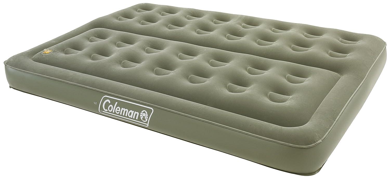 Coleman Maxi Comfort, Colchón de Aire, 198 x 137 x 22 cm, Verde Oliva: Amazon.es: Deportes y aire libre
