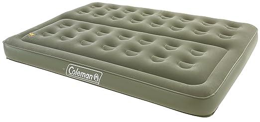Coleman Maxi Comfort, Colchón de Aire, 198 x 137 x 22 cm, Verde ...
