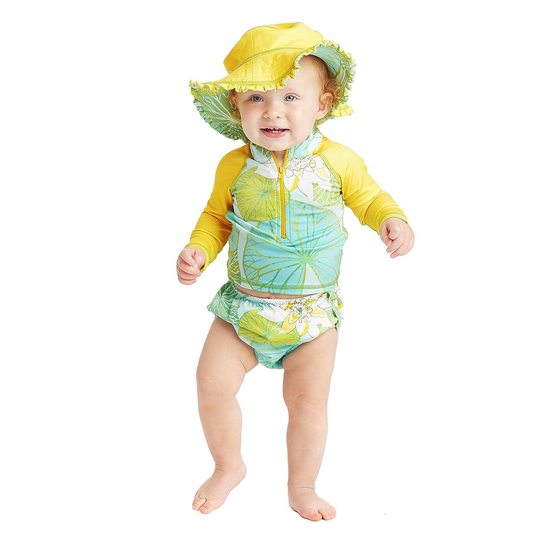 Masala Baby Girls' Rashguard Long Sleeves Masala Baby Child Code SW-BRG0001-1
