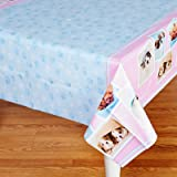 Birthday Express - rachaelhale Glamour Dogs Plastic Tablecover