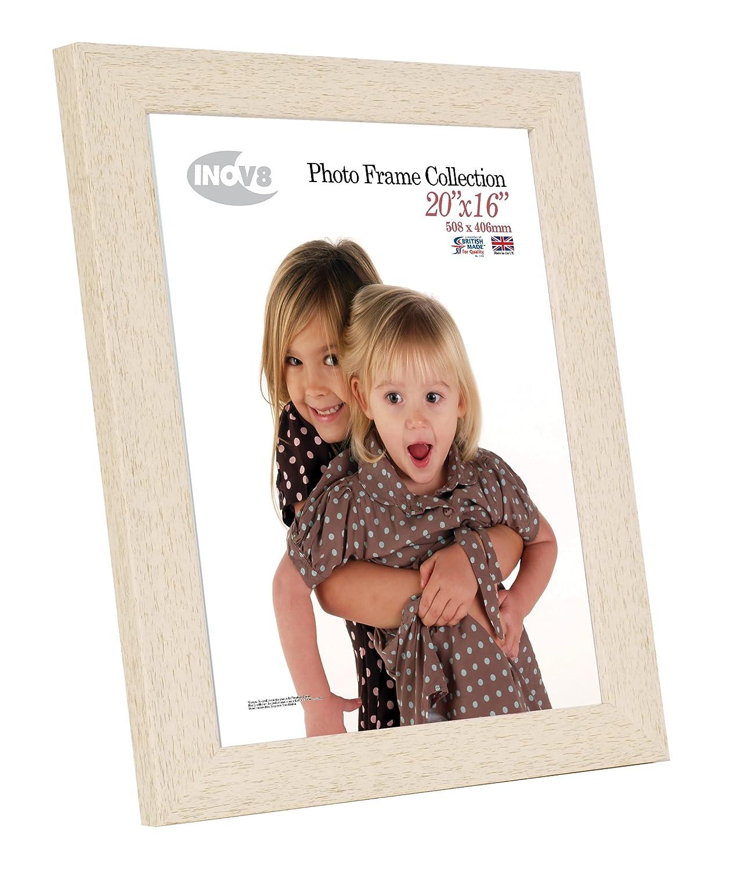 Inov8 306 Foto Rahmen, Kunststoff, beige, 18 x 12 Zoll: Amazon.de ...
