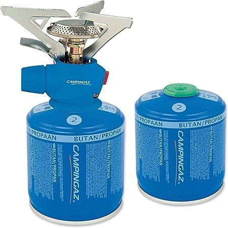 Campingaz hornillo de gas Twister Plus PZ paquete incluye 2 x ...