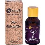 Naturalis 100% Pure Natural Lavender Essential Oil - 15 Ml