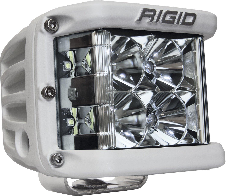 [Rigid Industries 正規品] D-SS PRO LEDライト LEDカラー:ホワイト 発光パターン:フラッド サーフェスマウントタイプ B076JJ1T35