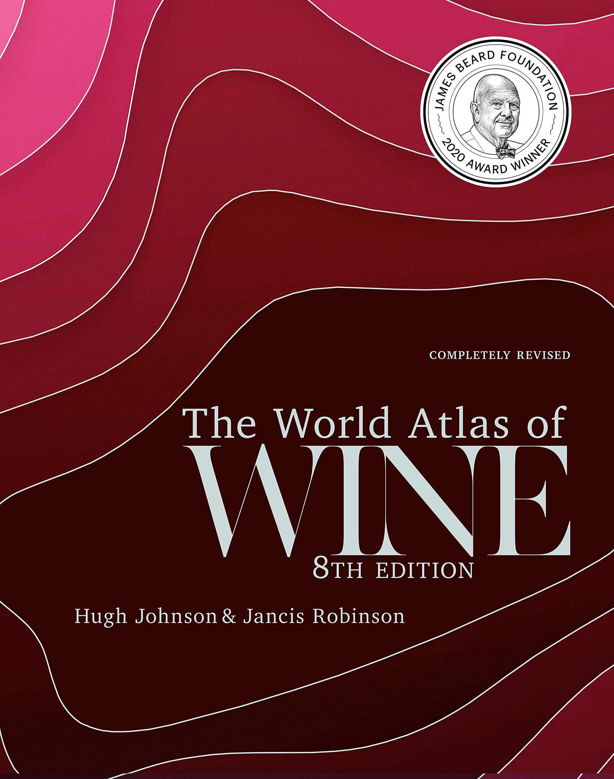 The World Atlas of Wine 8th Edition pdf epub