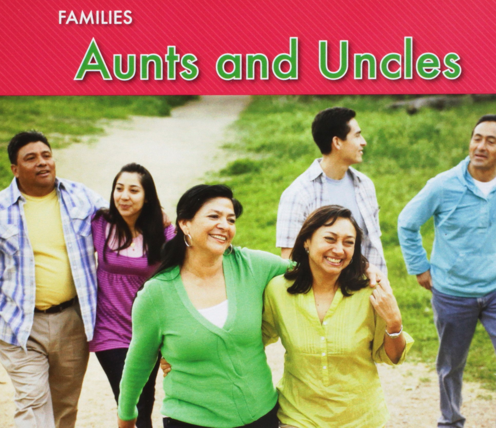 Download Aunts and Uncles (Families) pdf epub