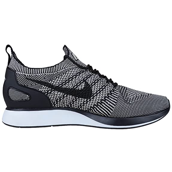 Nike Herren Luft Zoom Mariah Flyknit Racer, HellgrauSchwarz