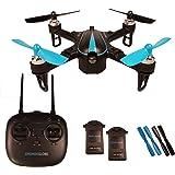 MJX Bugs 3 Mini [2 Batteries] DronesGlobe edition - Long Range Mini Drone