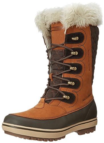 Helly Hansen Women's Garibaldi Cold Weather Boot, Whiskey/Espresso/Sperry,  ...
