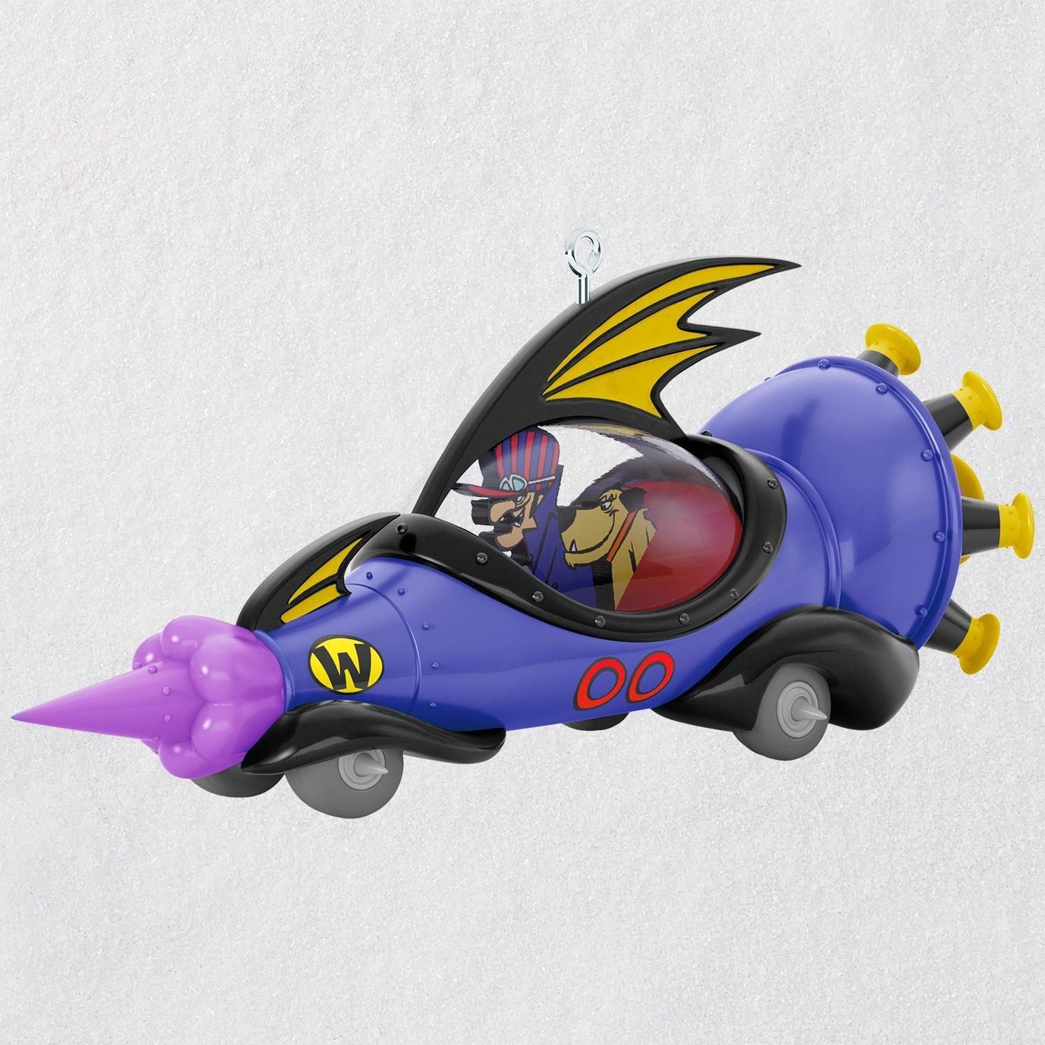 Hallmark Wacky Races Mean Machine Ornament keepsake-ornaments Movies & TV