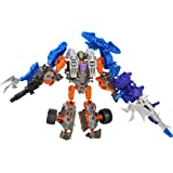 Transformers Construct a Bots Warrior Lockdown