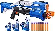 Nerf Fortnite TS-R Blaster & Llama Targets -- Pump Action Blaster, 3 Llama Targets, 8 Official Mega Darts -- For Youth, Teens, Adults (Amazon Exclusive)