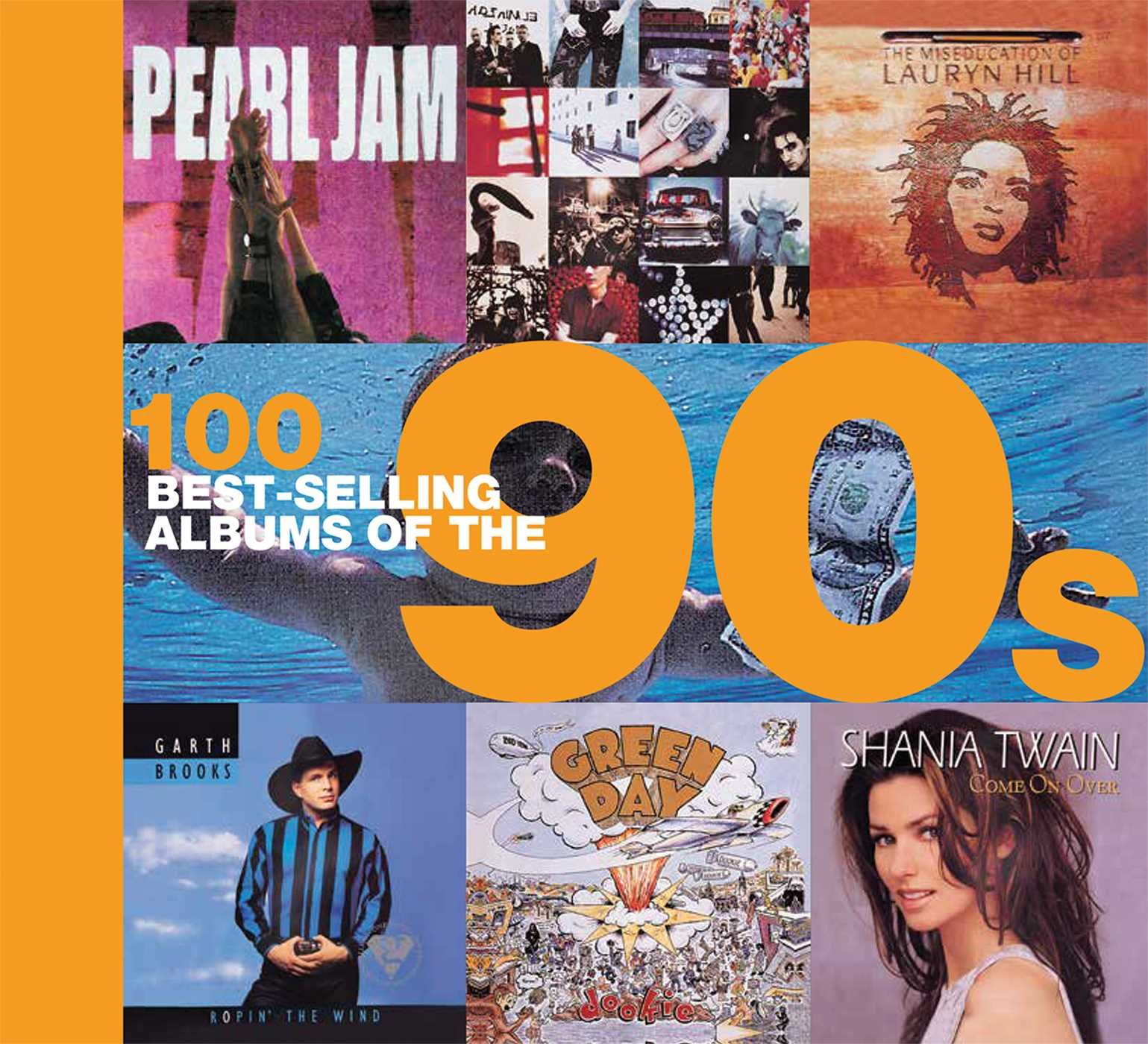 Download 100 Best-selling Albums of the 90s ebook