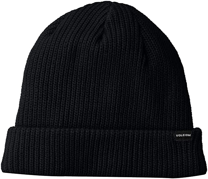 c0e03daaadc Volcom Men s Sweep Lined Snow Beanie Cold Weather Hat
