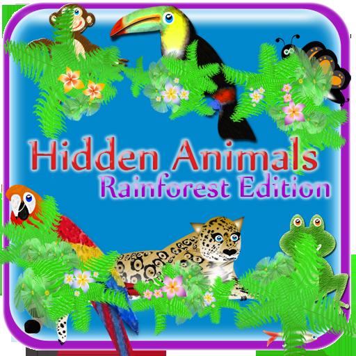 Hidden Animals: Rainforest ()