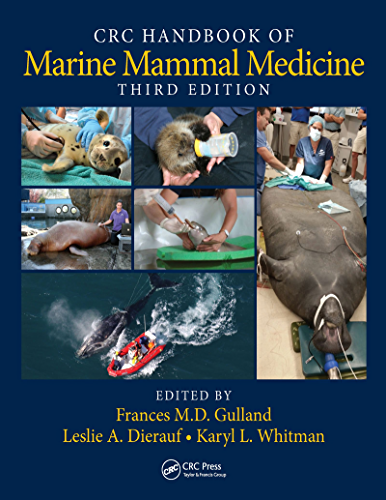 CRC Handbook of Marine Mammal Medicine (English Edition)