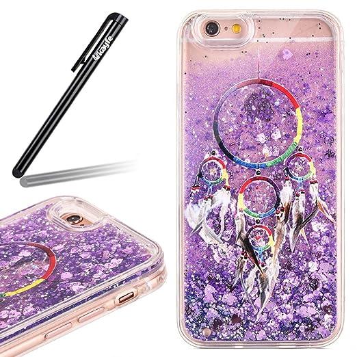 2 opinioni per Copertura dura per la iPhone 6/6S 4.7,Ukayfe Modello Custodia Case Cover Rigida