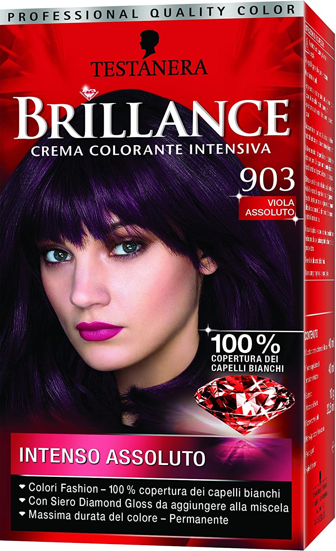 TESTANERA Absoluta brillantez de color púrpura 903 - tintes ...