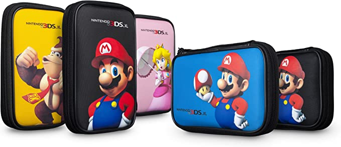 Nintendo 3ds Xl Case Amazon Co Uk Pc Video Games