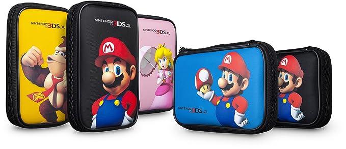 Nintendo 3DS XL - Bolsa Mario Bros (1 unidad, surtido ...
