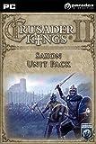 Crusader Kings 2: Saxon Unit Pack [Online Game Code]