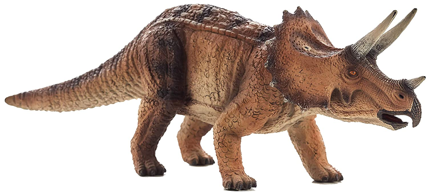 MOJO Triceratops Toy Figure