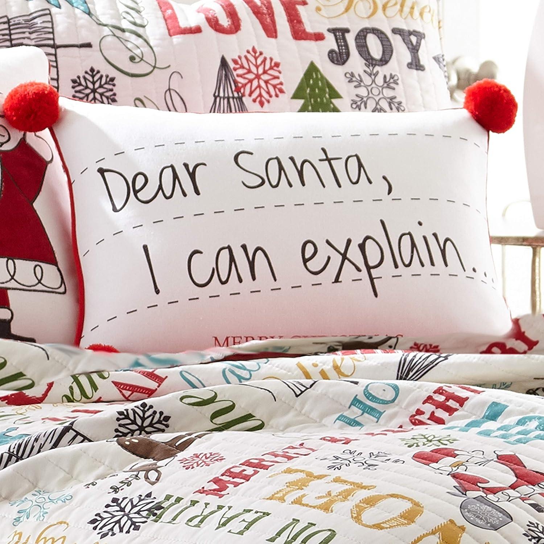 Dear Santa, I can explain! - Christmas Pillow