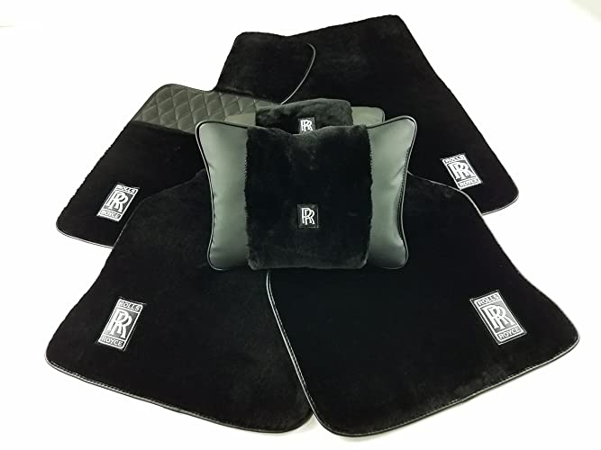 Amazon.com: Rolls Royce Dawn Handmade Sheepskin Eco Leather Floor ...