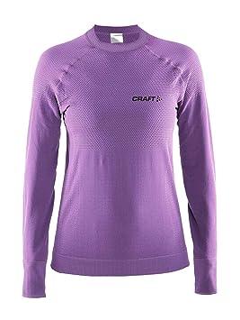 Craft Sous-vêtement de sport pour femme chaud CN - Violet - Large ... f0a75f7e671