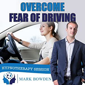 Overcome Fear of Driving Self Hypnosis CD / MP3 and APP (3 IN 1 PURCHASE!) - Hypnotherapy CD to Get the Freedom To Travel Any Types of Roads - Feel at Ease Behind the Wheel and Be Rid of Your Phobia