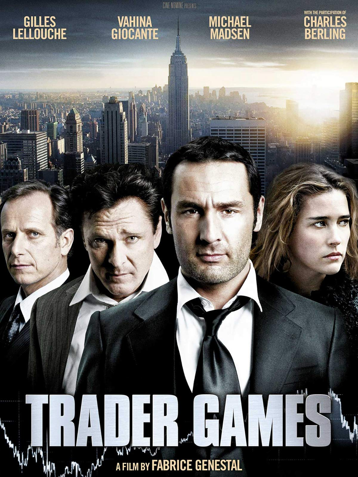 Trader Games on Amazon Prime Video UK