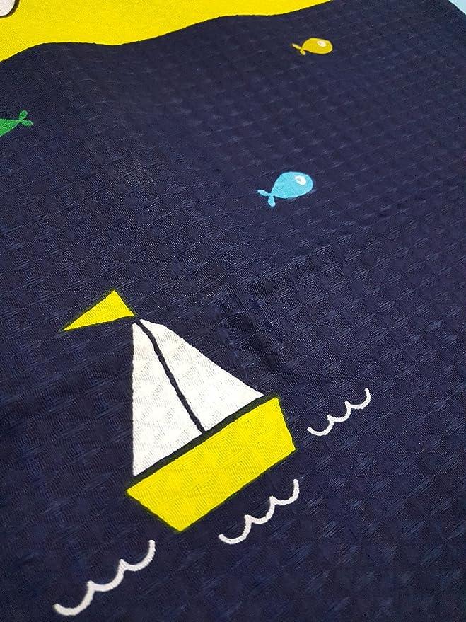 Fenerbahce Istanbul Kinder Tagesdecke Bett/überwurf Fenerbah/çe Bebek Pike 90x140 cm original lizenziert