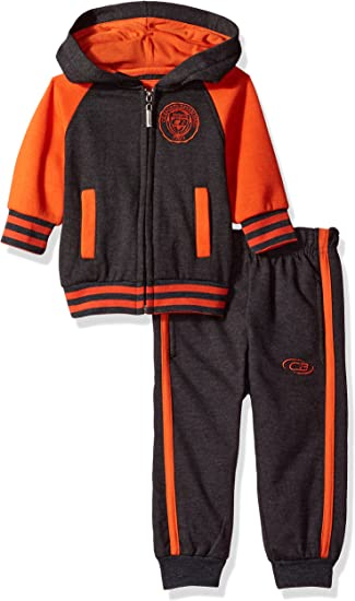 CB Sports Boys Toddler 2 Piece Jog Set More Styles Available